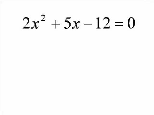 elementary algebra practice exam solutions help video in high  zero product property preview image