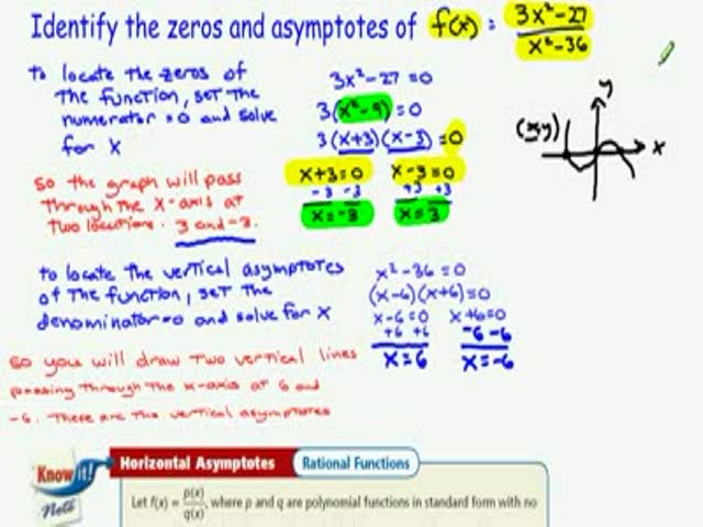 Vertical and horiztonal asymptotes of rational function help video vertical and horiztonal asymptotes of rational function help video in high school math advanced algebra free math help videos online by mathvids ccuart Image collections