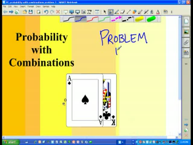 called probability are sections of areas introduction helps students ...