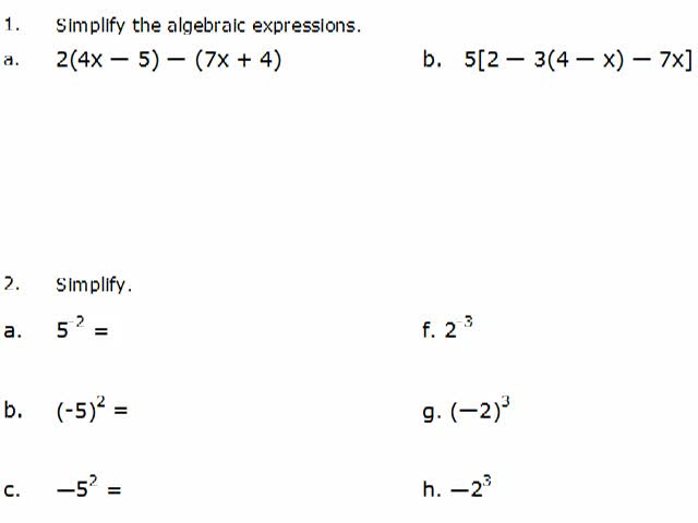 elementary algebra practice exam solutions help video in high  elementary algebra practice exam solutions 1 4 help video in high school math algebra math help videos online by com