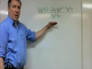 Polynomial Long Division Part 1 preview image
