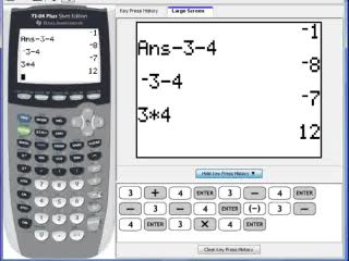TI-84+ Tutorials videos