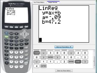 Free texas instruments graphing calculator videos math help and.