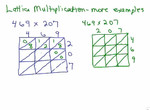 Lattice Multiplication 2 preview image