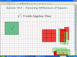 Factoring Differences of Squares preview image