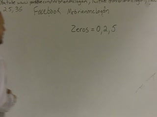 Using Zeros to Find a Polynomial preview image