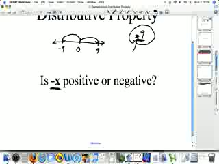 Opposites and the Distributive Property preview image