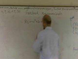 Completing the Square by Factoring out -1 preview image
