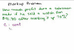 Markup Problems 4 preview image