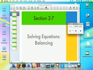 Solving Equations by Balancing preview image