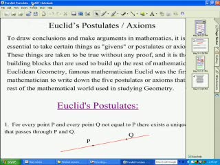 Non-Euclidean Geometry videos
