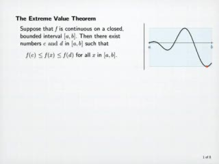 Extreme Values on Intervals preview image