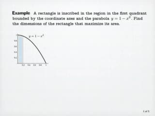 Applied Optimization Problems preview image