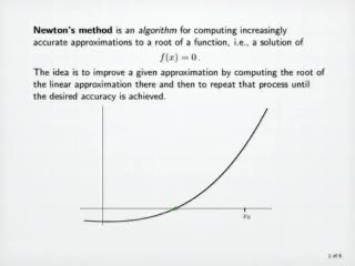 Newton's Method videos