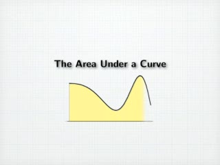 The Area Under a Curve preview image