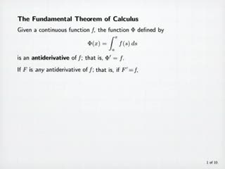 Antidifferentiation and Indefinite Integrals preview image
