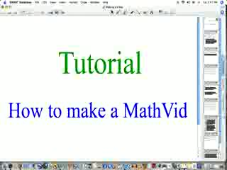 Making a MathVid preview image