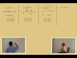 Addition and Multiplication Properties of Equality Part 1 preview image