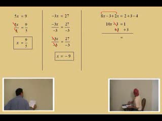 Addition and Multiplication Properties of Equality Part 2 preview image
