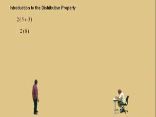 Introduction to the Distributive Property preview image