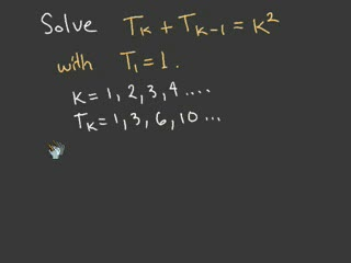 Triangular Numbers & Sums of Sequences preview image