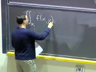 Lecture 17: Double integrals in polar coordinates and applications preview image