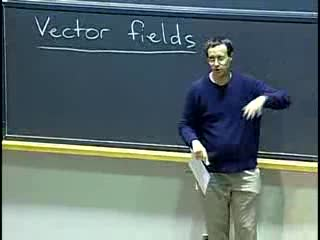 Lecture 19: Vector fields and line integrals in the plane preview image