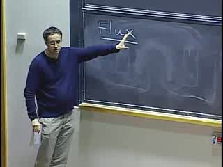 Lecture 23: Flux and the normal form of Green's theorem preview image