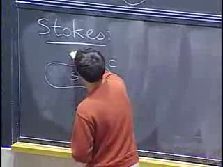 Lecture 32: Stokes' theorem continued and exam review preview image