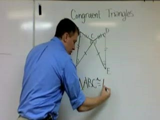 Congruent Triangles preview image