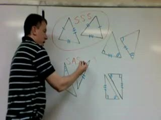 SSS, SAS, ASA, & AAS Triangle Congruence preview image