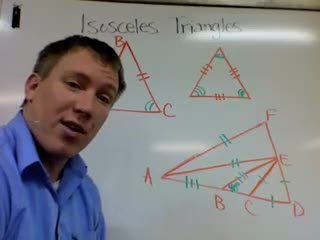 Isosceles Triangles (Part Two) preview image