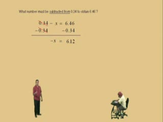 Equations with Decimals preview image