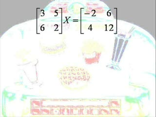 Solving 2x2 matrices preview image