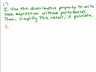 Elementary Algebra Review Part 10 preview image