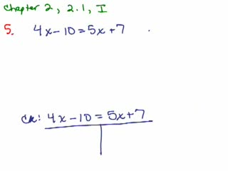 Elementary Algebra Review Part 14 preview image