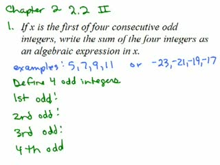 Elementary Algebra Review Part 19 preview image