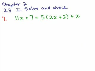 Elementary Algebra Review Part 21 preview image