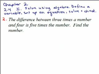 Elementary Algebra Review Part 22 preview image
