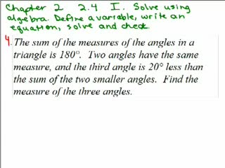 Elementary Algebra Review Part 23 preview image