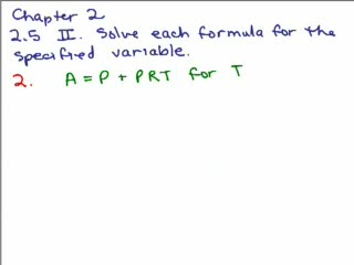 Elementary Algebra Review Part 24 preview image