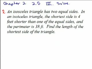 Elementary Algebra Review Part 25 preview image