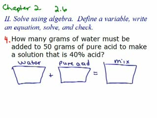 Elementary Algebra Review Part 29 preview image