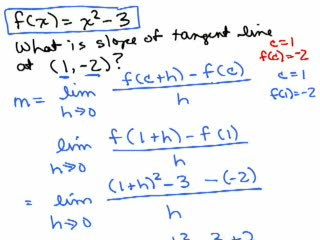 Derivatives and Tangent Lines 3 preview image